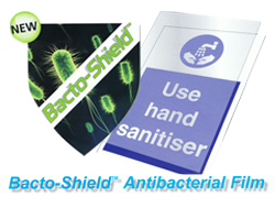 Bacto -Shield Anitbacterial Film