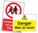 Health & Safety Signage